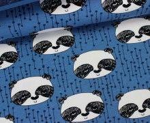 Sweat - GOTS - Panda - Bär - Dunkelblau - Andrea Lauren