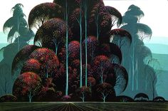 eyvind earle - Google Search