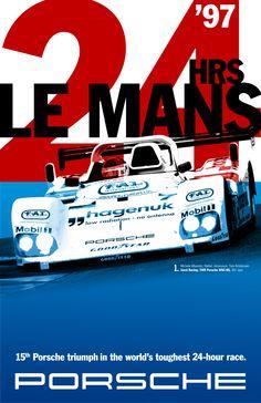 Porsche Create History – Sport is lifre Supercars, Stefan Johansson, 24 Hours Le Mans, 24h Le Mans, Porsche Motorsport, Car Posters, Porsche Design, Automotive Design, Porsche 911