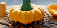 Spice Pumpkin Cake