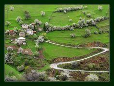 Село Ахрянско ( Родопи )