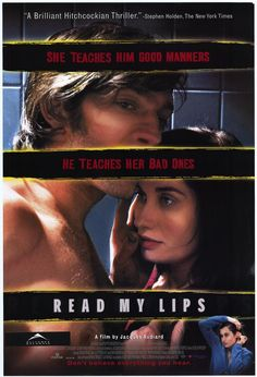 "Read My Lips ""Sur Mes Lèvres"" - Jacques Audiard (2001 France)"