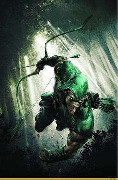 DC-Comics-фэндомы-Green-Arrow-Зеленая-Стрела
