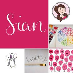 This week I'm joining in with #MeetTheMakerWeek organised by @joannehawker . So here goes my name is Sian Shrimpton I'm based in Hertfordshire and this is what I do.  I first opened my Etsy shop in 2010 just after graduating with a degree in Graphic Design. I would create hand painted notecards and stationery for family and friends. I had to stop selling because I found that I didn't have the time with a full time job and a long commute.  I didn't stop drawing however and I quickly filled…