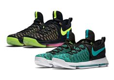 newest collection 04c7e a2e2c  sneakers  news Nike Unveils KD 9 Shoes For August As Kevin Durant Embarks  On