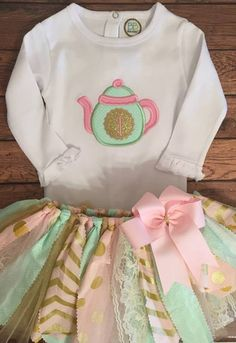 A fun idea for a toddler girl birthday party: Tea for Two! Read all about how I made this party come to life with DIY ideas, a menu and entertaining tips!