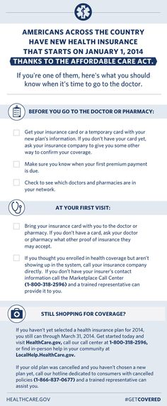 Have New Insurance? Here's What You Need to Know