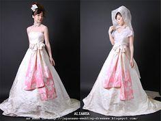 Japanese Wedding Dresses   Wedding Style Guide