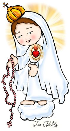 Catholic Kids, Catholic Saints, Roman Catholic, Blessed Mother Mary, Blessed Virgin Mary, Mama Mary, Holy Rosary, Immaculate Conception, Mary And Jesus