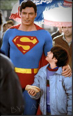 Superman Christopher Reeve