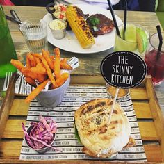 Lunch for two #skinnykitchen #Canterbury #food