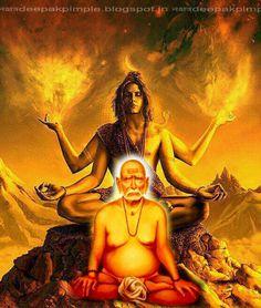 Popular Akkalkot Swami Samarth HD Photos for free download