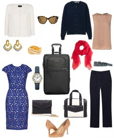 Carry-On Style: Business Travel