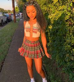 Boujee Outfits, Cute Swag Outfits, Dope Outfits, Pretty Outfits, Summer Outfits, Fashion Outfits, Fashion Killa, Girl Fashion, 2000s Fashion