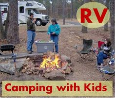 Tips For Taking An RV Vacation With Kids- Read this before traveling with your children to ensure a vacation that is fun for everyone. Motorhome travel, an awesome way to take a family vacation.