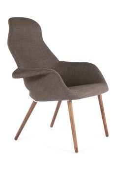 Organic Grey Chair