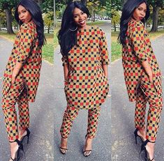 casual african print inspirations from designers such as melanie crane, nana wax, midget giraffe, ofuure and melange mode. African Inspired Fashion, African Print Fashion, Africa Fashion, Fashion Prints, Ghana Fashion, African Print Dresses, African Fashion Dresses, African Dress, Ankara Fashion
