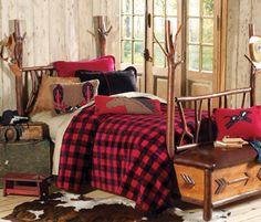 Buffalo Check Bunkhouse Bedding