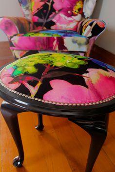 Miss Flora stool | Miss Lolo