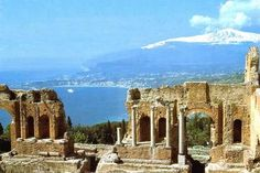 Etna and Taormina Full-Day Tour from Catania | Viator