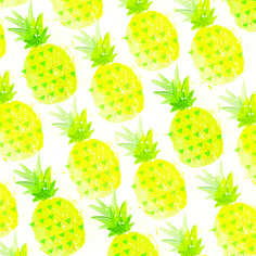 emily-hamilton   Pineapple Pattern