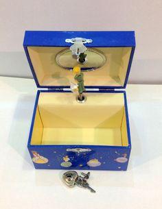 Music box Le Petit Prince.