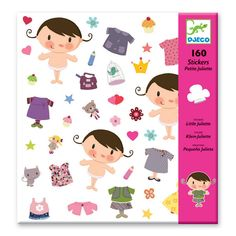 These themed stickers have a multitude of fun images ideal for decorating cards and gifts, creating story books and for use in general art work. A perfect part