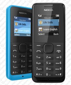 Nokia 105 - in primavera il nuovo cellulare ultra-economico
