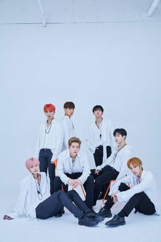 Monsta X/ The Connec