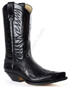 b7003bd2987 Large Catalogue of Cowboy and western shoes from Sendra Boots