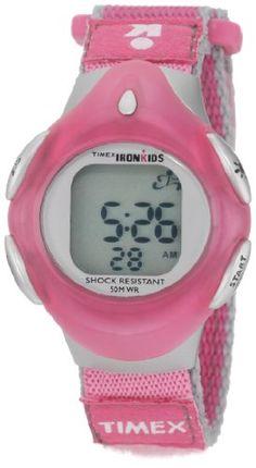 digital watch for girls Cheap Watches, Cool Watches, Wrist Watches, Kids Triathlon, Timex Watches, Velcro Straps, Sport Watches, Digital Watch, Sports