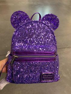 Pretty Backpacks, Cute Mini Backpacks, Stylish Backpacks, Monkey Bag, Minnie Mouse Backpack, Mini Mochila, Disney Purse, Girls Bags, Cute Bags