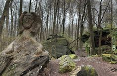 1. January: Worden's Ledges Loop Trail (Hinckley Reservation)
