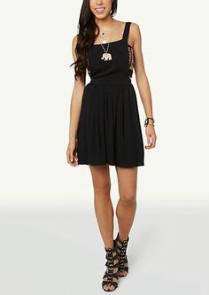 7e0b07fa39 Bib Front Skirtall-Rue 21 Overall Skirt