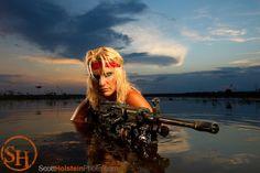 "Practicing Killer Creativity: ""Rambabe"" Photo Shoot with Scott Holstein"