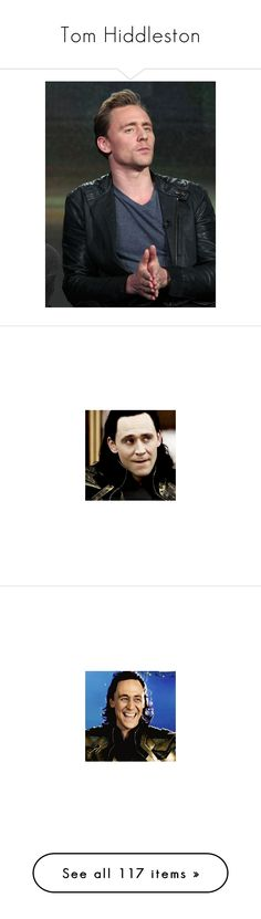 """Tom Hiddleston"" by lostinthecosmics ❤ liked on Polyvore featuring pictures, marvel, loki, avengers, tom hiddleston, thor, people, backgrounds, images and crimson peak"