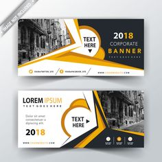 Banner back and font abstract header design Free Vector ~ vectorkh Page Layout Design, Web Design, Header Design, Web Banner Design, Book Design, Web Banners, Graphic Design Flyer, Design Poster, Brochure Design