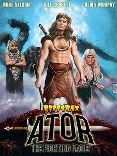 ATOR The Fighting Eagle for #RiffTrax by Jason Martian ✏ (@TheJasonMartian)   Twitter
