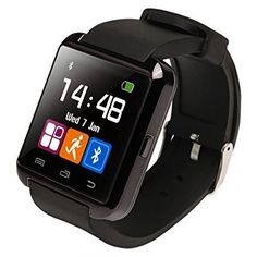 Amazingforless Black Bluetooth Touch Screen Smart Wrist Watch   About Amazingforless: Why buy our products? Amazingforless strives to provide you with the best quality products possible. With 5 QC checks b