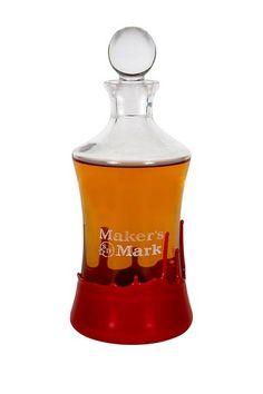 Maker's Mark Hour Glass Dipped Decanter by Maker's Mark on @HauteLook