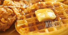 Eat Waffles in Huntsville - we've got a great list of must-try waffle dishes!