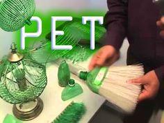 Artesanato de Garrafa PET - Paqtc-PB - YouTube