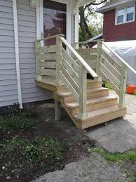 Best How To Build A Basic 2X4 Handrail For A Deck Or Balcony 400 x 300