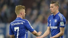 FC Schalke: Max Meyer ohne Angst vor Julian Draxler