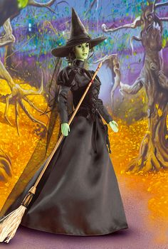 The Wizard of Oz™ Wicked Witch of the West Barbie® Doll