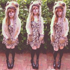 Spirithood Red Fox Hood, Black Milk Clothing Bee Skater Dress, Unif Das Boot, Asos Vila Oversize Shirt In Nouvelle Peach, Glassons Overknee Scallop Tights