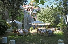 Amazing Wedding Venue in Sintra - by Lisbon Weddings, a White Impact Brand that holds also Algarve Wedding Planners