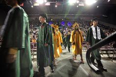 Falcon High School, May 26, 2012
