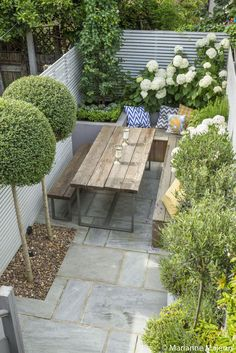 Taken to its extreme, the sleek materials and minimalist approach of modern landscaping can sometimes seem cold or uninviting. Get ideas and inspiration for creating a modern garden.