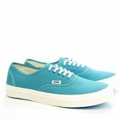 Tenis Vans Authentic VN0QEV Azul Claro Tênis Vans Feminino 4da1c07b70c